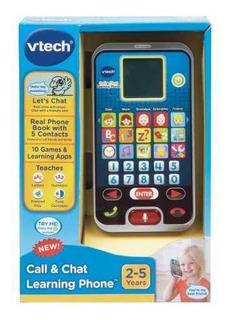Vtech Telefono Para Llamar Y Chatear