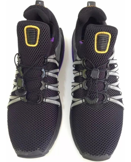 Tenis Nike Gravity Shox Gray/black Original Correr Oferta