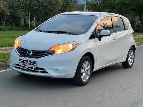 Nissan Note Advance 2014 1.6cc