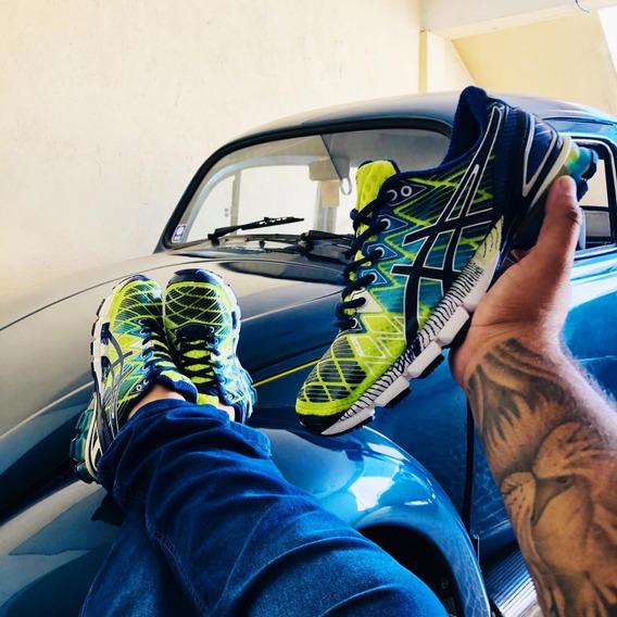 Sapato Tênis Asics Kinsei 5 Gel Confortável Original 2020