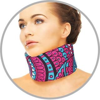 Collar Cervical Blando Viscoelastico Contractura Cuello