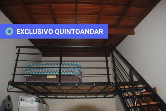 Casa Com 1 Dormitório E 1 Garagem - Id: 892950216 - 250216