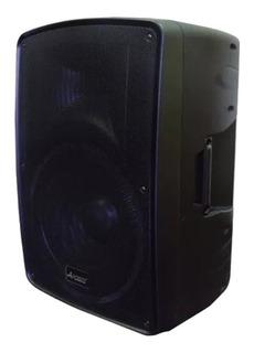 Bafle Potenciado Apogee 15 Pulgadas Bt 515 Bluetooth 300rmp