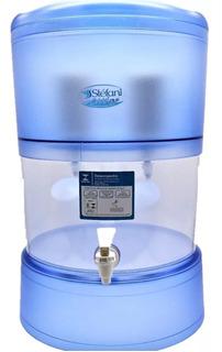 Filtro Purificador De Agua Alcalina 16 Litros 2 Velas