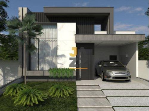 Imagem 1 de 22 de Casa Com 3 Dormitórios À Venda, 149 M² Por R$ 769.779,00 - Condomínio Jardim Mantova Residencial - Indaiatuba/sp - Ca13124