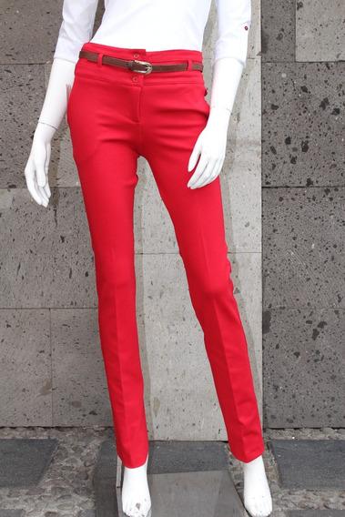 Pantalón De Vestir Juvenil Para Mujer Mayoreo