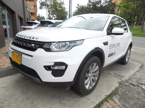 Discovery Sport 2.0 Se 7p