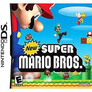 Jogo Do Nintendo Ds Novo Mario Bros