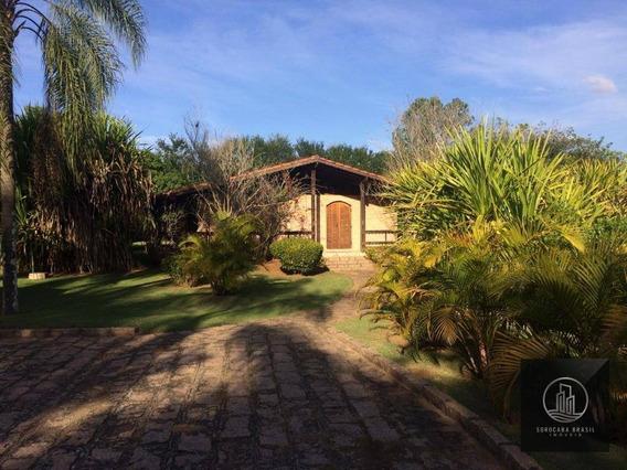 Opotunidade Casa Com 4 Dormitórios À Venda, 372 M² Por R$ 900.000 - Condomínio City Castelo - Itu/sp - Ca0126