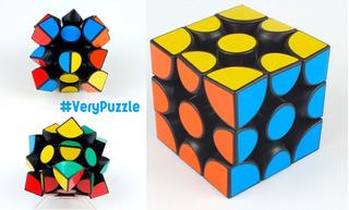 Cubo Rubik Slip 3x3 Very Puzzle