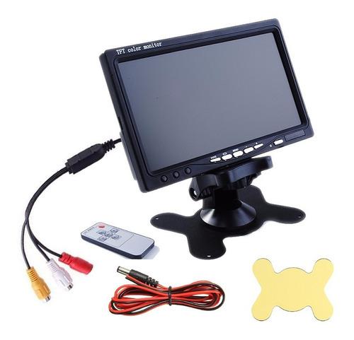 Imagen 1 de 1 de Monitorpantalla 7 P Lcd 800x480