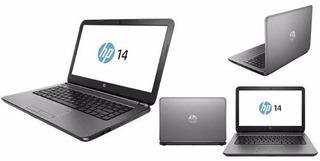 Laptop Hp 14 / 4gb 500gb Core I5 4210u