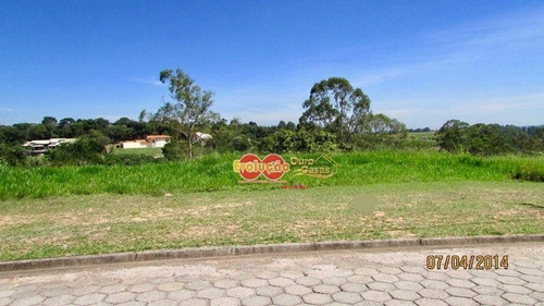 Imagem 1 de 6 de Terreno - Condomínio Parque Dos Manacas - Te3368