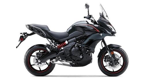Funda Cubre Moto Kawasaki Versys R 650 Abs Con Bordado
