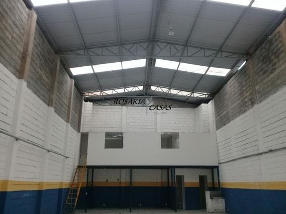 Galpão Interlagos 200m2 Om Oito Metros De Pd !!!!! - 725