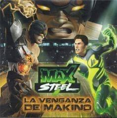 Max Steel La Venganza De Makino Dvd