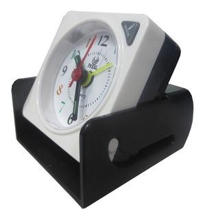 Reloj Despertador Alarma, Análogo Pearl Sonivox Rv03
