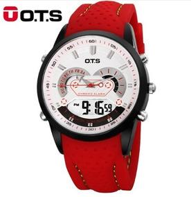 Relógio O.t.s Luxo