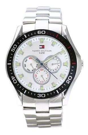 Relógio De Luxo Tommy Hilfiger Original Th1790606