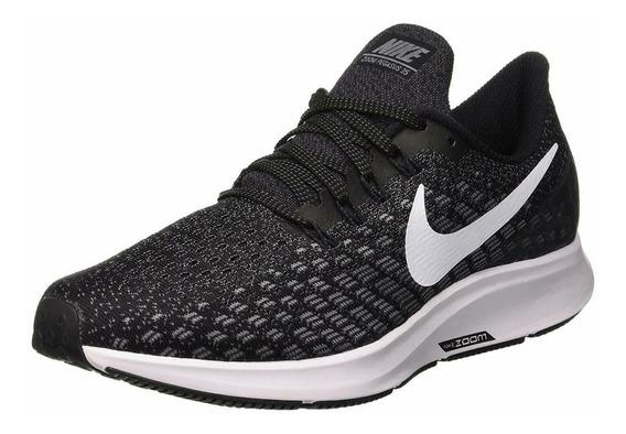 Tenis Nike Wmns Air Zoom Pegasus 35 942855-001 Envi Gra +msi