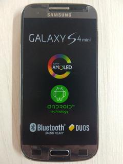 Smartphone Samsung Galaxy S4 Mini Duos Gt-i9192 - Não Liga