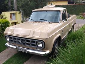 Chevrolet D10 Perkins Turbo Direção Hidr. Ar Condicionado