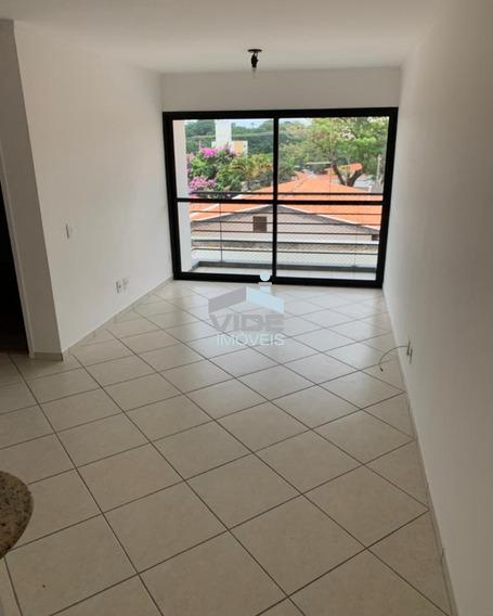 Apartamento Para Alugar Em Campinas- Jardim Proença Com 2 Vagas De Garagem - Ap09834 - 34691376