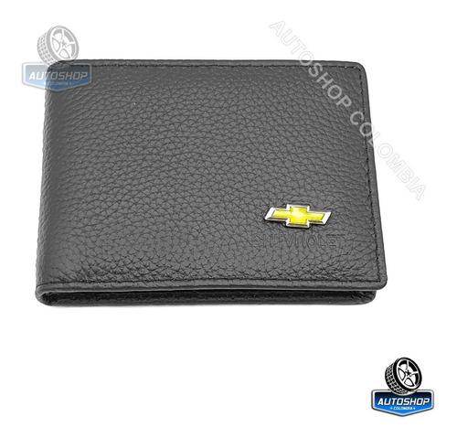 Billetera Chevrolet Porta Documentos Chevrolet