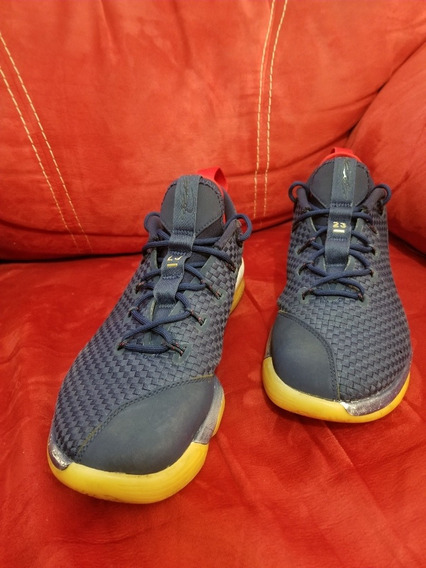 Tenis Nike Lebron James Xiv 14 Low Talla 27 Buen Estado