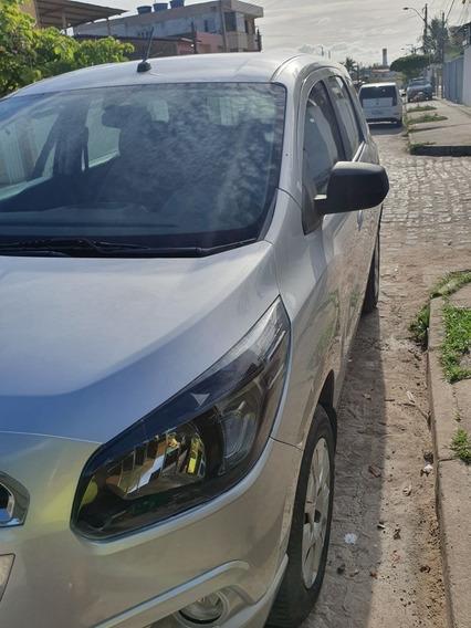 Chevrolet Spin 1.8 Lt 5l 5p 2017, Mecanica Sem-nova Compieta