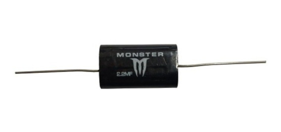 Capacitor Tweeter Selenium Monster Jahro Polyester 2.2 Mf