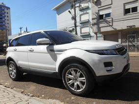 Land Rover Evoque Pure Tech 2.0 2013 Impecável