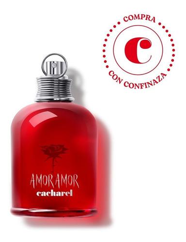 Imagen 1 de 6 de Perfume Mujer Cacharel Amor Amo - mL a $1999