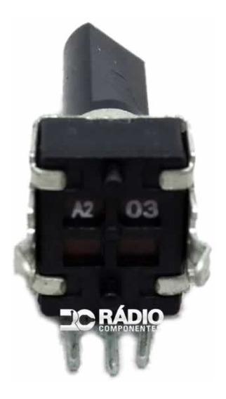 Potenciômetro Vol Xv09211npv P/ Yaesu Ft1900 Ft1802 Ft2900