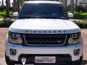 Land Rover Discovery 4 Se 3.0 4x4 Diesel Aut. 2014 Branca