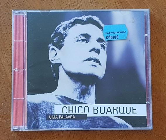 Cd Chico Buarque - Uma Palavra