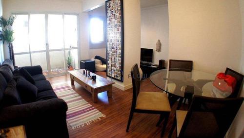 Apartamento 3 Quartos, 1 Suíte, 1 Vaga - Chácara Inglesa - Ap9879