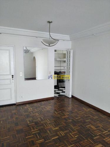 Imagem 1 de 17 de Apartamento Com 3 Dormitórios À Venda, 97 M² Por R$ 430.000,00 - Jardim Portugal - São Bernardo Do Campo/sp - Ap2175