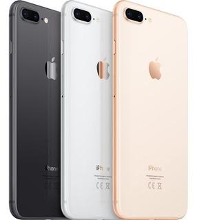 Apple iPhone 8 Plus 64gb Liberado Garantia Envio Gratis