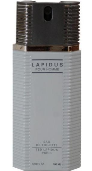 Lapidus De Ted Lapidus Eau De Toilette Masculino 100ml