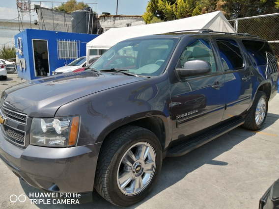 Chevrolet Suburban G Piel Aa Dvd Qc 4x4 At 2010