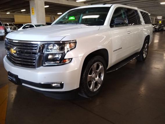 Chevrolet Suburban Ltz Aut. 2016 Blanco