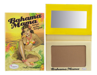 Bronceador Mate Bahama Mama- The Balm- Sally Beauty