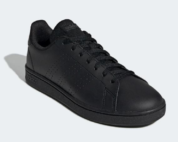 adidas Advantage Base Negro Para Hombre