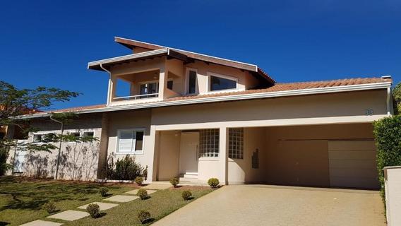 Casa Com 3 Dormitórios À Venda, 350 M² Por R$ 1.190.000 - Valinhos/sp - Ca1777