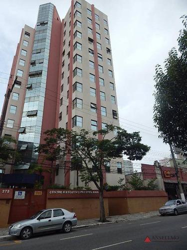 Imagem 1 de 15 de Sala Para Alugar, 125 M² Por R$ 2.600/mês - Centro - São Bernardo Do Campo/sp - Sa0490