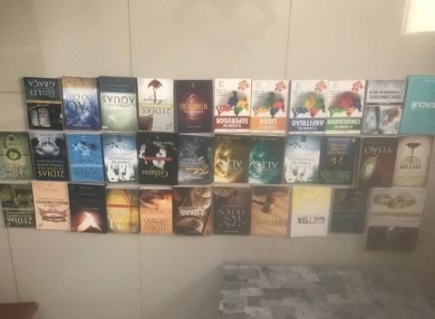 Coleção De Livros Do Pr. Aluizio Silva Da Videira -32 Livros