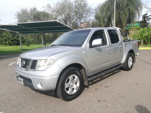Nissan Frontier Le 4x4 5at Luxe Pick-up Cabina Doble 2011