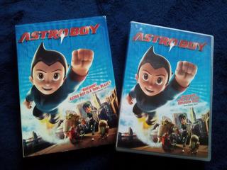 Dvd Original Astroboy Sin Rayaduras