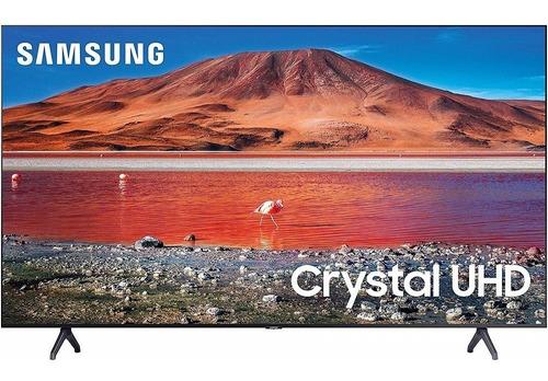 Imagen 1 de 5 de Smart Tv Samsung 75 4k Hdr10 Engine Crystal Un75tu7000
